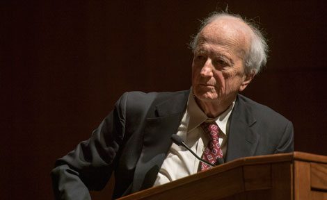 UChicago Prof. and Nobelist Gary Becker