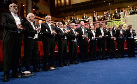 2013 Nobel laureates