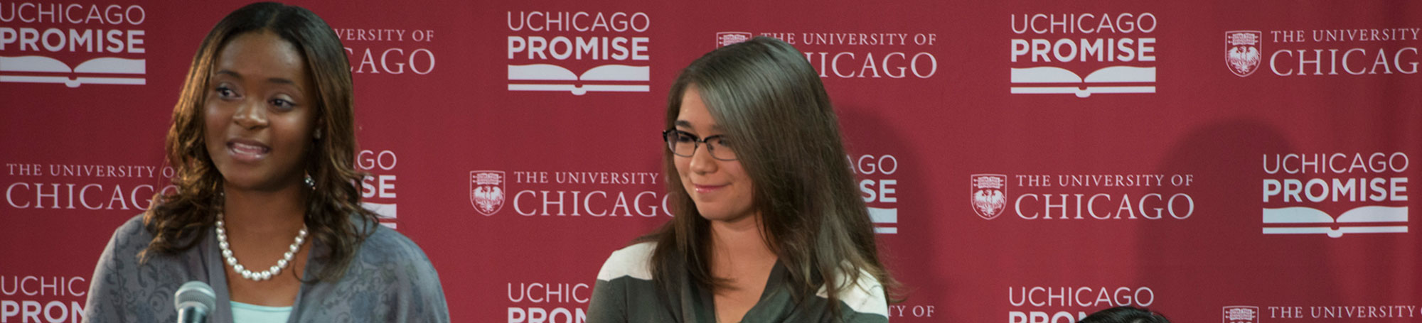 UChicago Promise students
