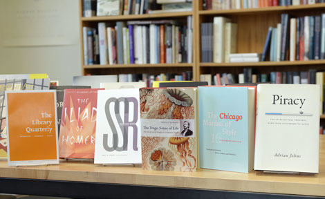 UChicago Press titles