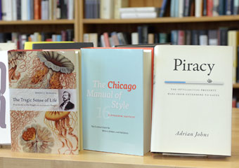 UChicago Press book titles