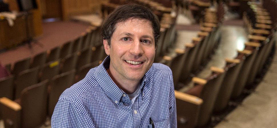 UChicago Prof. David Mazziotti