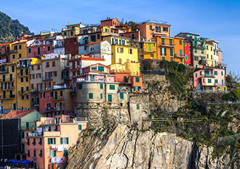UChicago student picture from Cinque Terre, Italy