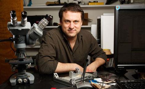 UChicago Asst. Prof. Sliman Bielsmaia