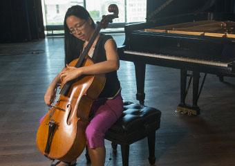 Eugenia Chen, a visiting senior lecturer