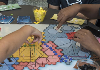 Game Changer Chicago board game
