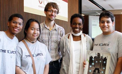 UChicago scholars Patrick Jagoda and Melissa Jagoda