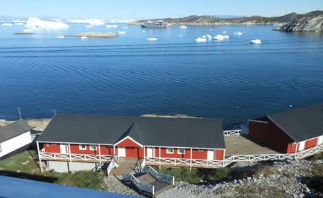 Scene from Greenland