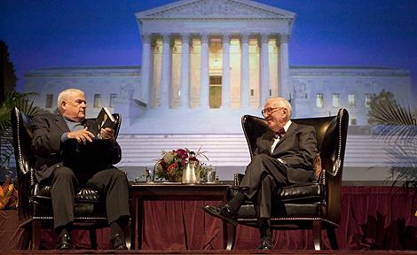 Dennis Hutchinson interviews Justice John Paul Stevens