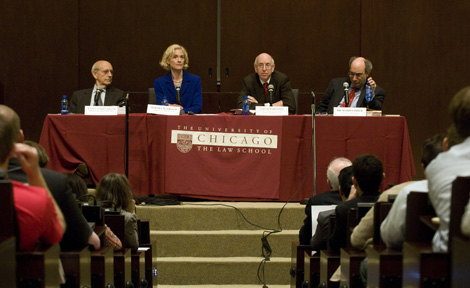 Panel with Justice Stephen Breyer