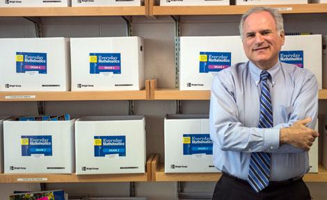 Martin Gartzman, executive director of CEMSE