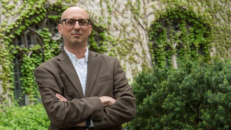 UChicago Prof. John Martin