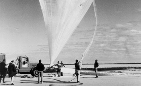 Cosmic ray balloon experiments