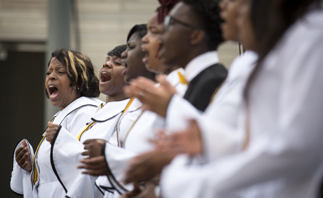 Greater House of Prayer Gospel Choir
