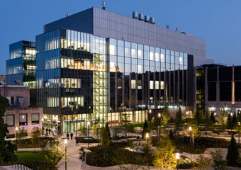 UChicago's Eckhardt Research Center