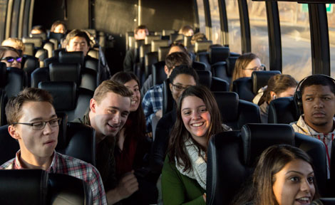 UChicago students on way to Iowa caucuses