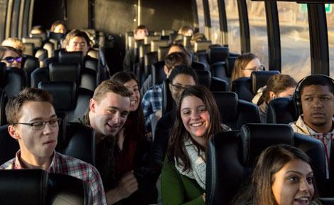 UChicago students on way to Iowa caucuses