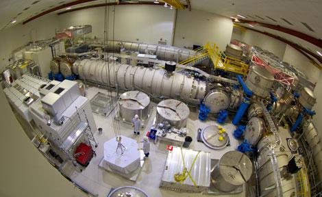 LIGO vacuum