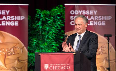 President Robert J. Zimmer