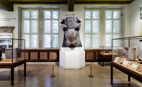 Oriental Institute's Persian Gallery