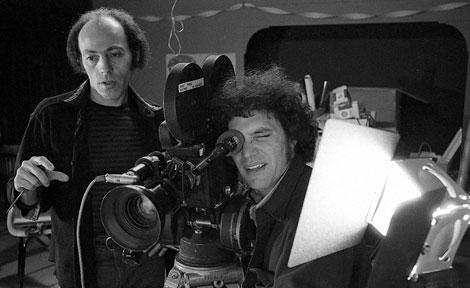 Kartemquin Films' Jerry Blumenthal and Gordon Quinn