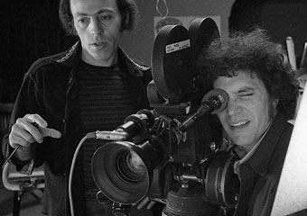 Kartemquin Films' Jerry Blumenthal and Gordon Quinn