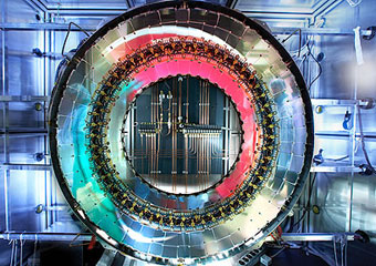 Large Hadron Collider promo