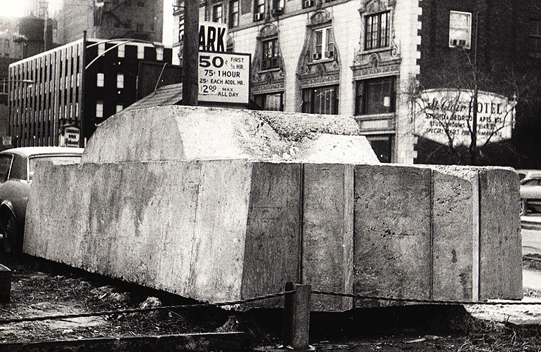 Archive photo of Concrete Traffic