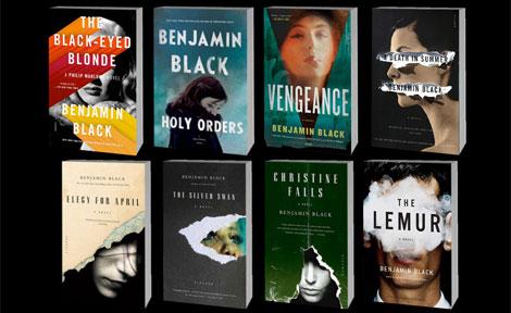 Benjamin Black books