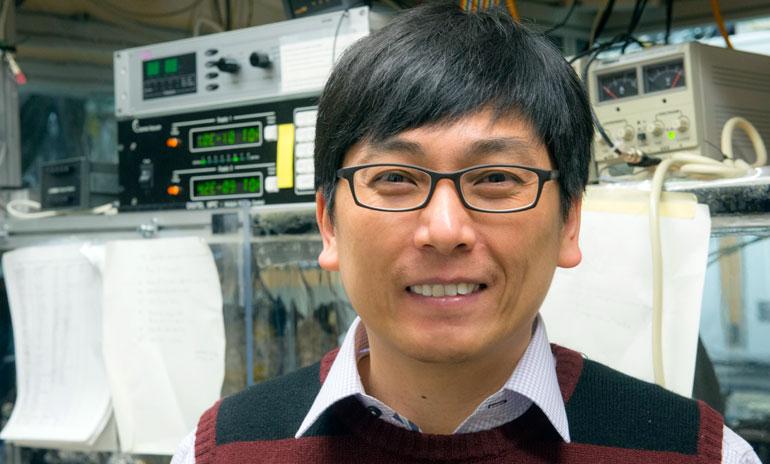 UChicago Prof. Cheng Chin