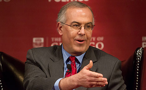 Alumnus David Brooks
