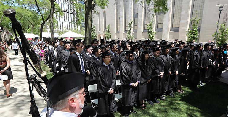 Diploma ceremony