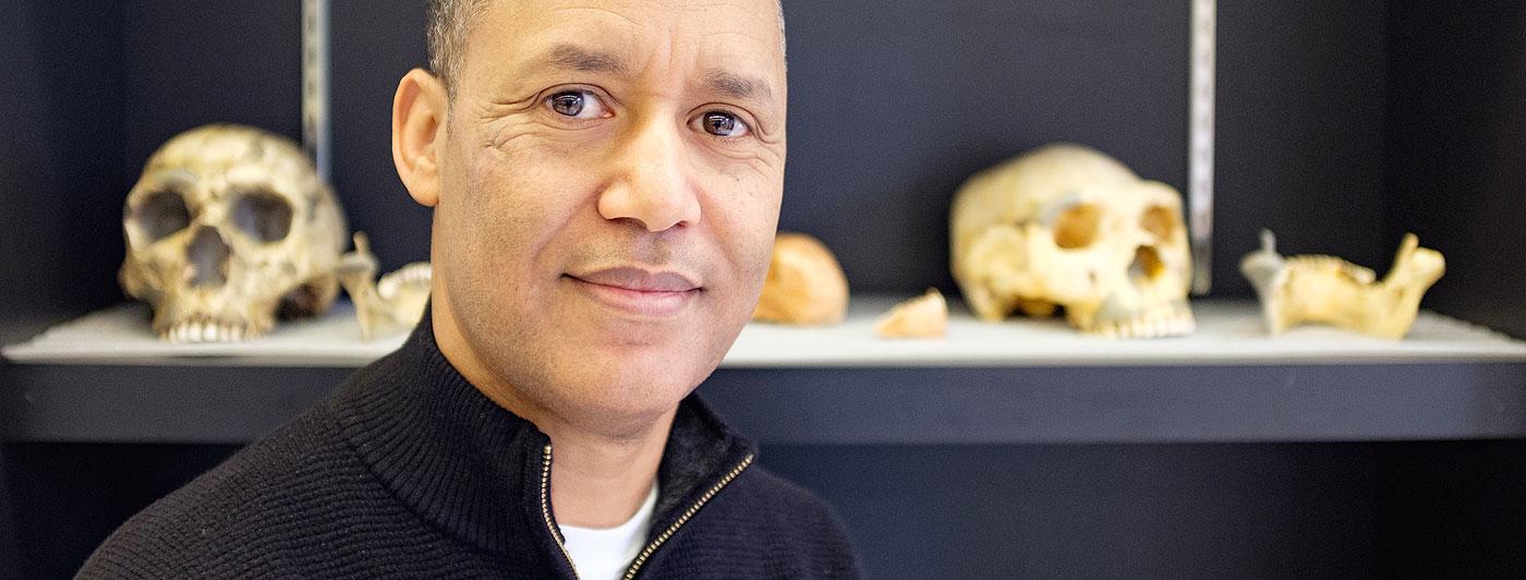 UChicago paleoanthropologist  Zeray Alemseged