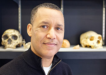 UChicago paleoanthropologist  Zeray Alemseged