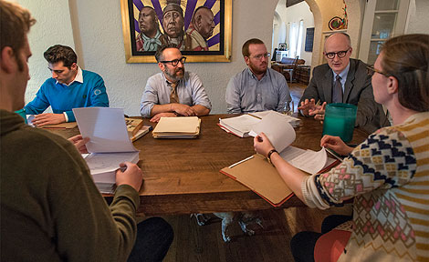 UChicago faculty and students discuss Hopi practicum