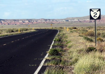 Road to Hopi reservation-small