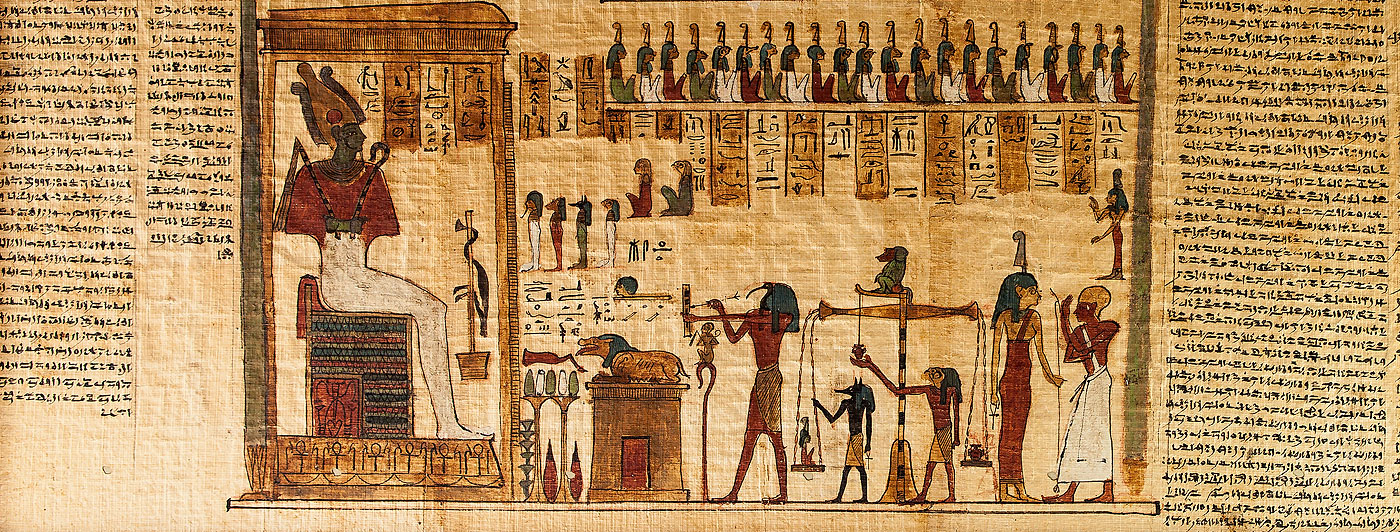 How To Live After Death In Ancient Egypt Book Of The Dead
