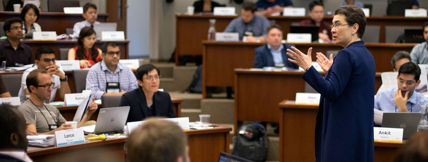 Executive MBA course