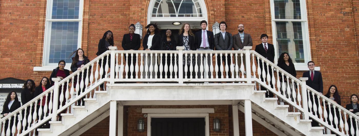 Spring break trip inspires careers in civil rights | The