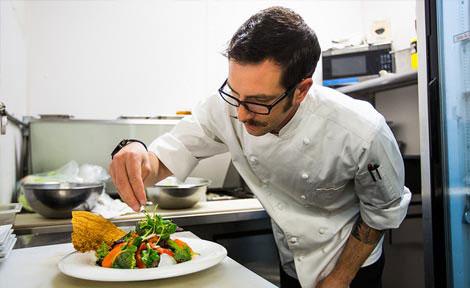 Chef Matthew Holmes