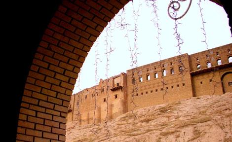 Citadel inside Erbil