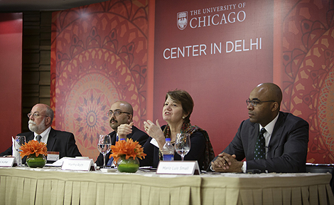 Delhi Center-Martha Roth-Dean's Panel
