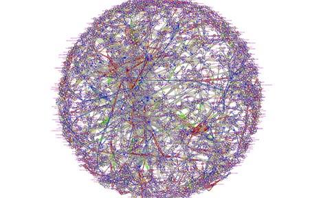 microbe map