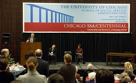 SSA alumni event