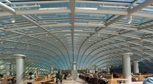 Mansueto Library reading room